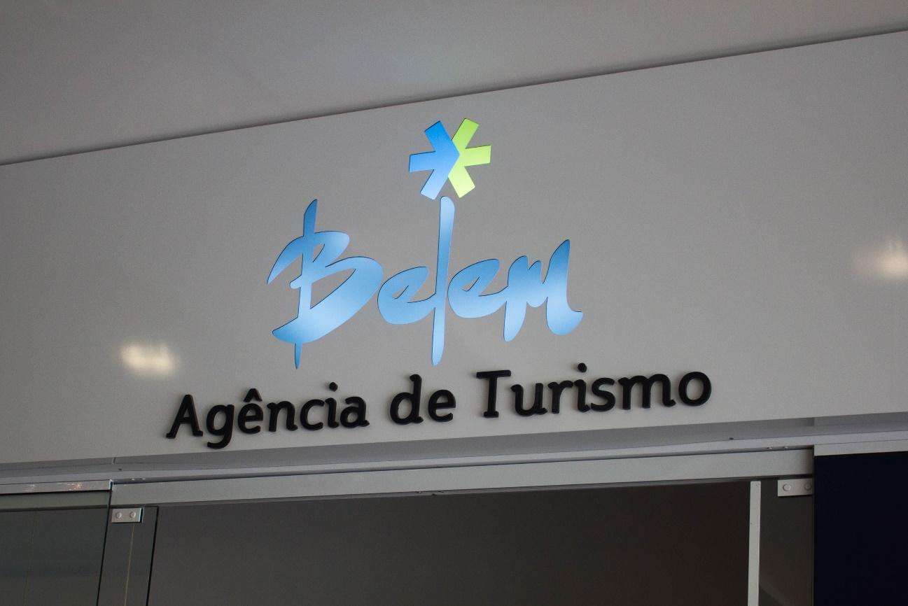 Belém Agência de Turismo no Shopping Punta Blu.